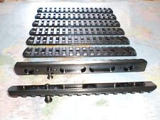 Tikka T3, T3x 100% Steel Picatinny Rail 168 mm Long