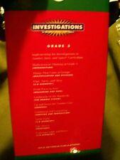 Investigations Curriculum Units Package Grade 3 Teacher Kit (2006, Kit)