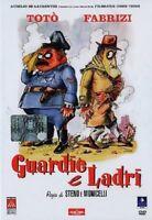 Dvd Guardie E Ladri - (1951) *** Toto', Aldo Fabrizi ***......NUOVO