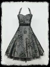 Sleeveless Dresses for Women with Belt 1950s Look