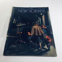 The New Yorker: October 13 1951 - Full Magazine/Theme Cover Arthur Getz