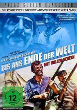 Bis ans Ende der Welt - Mit vollen Segeln * DVD Abenteuer Serie Pidax Neu Ovp