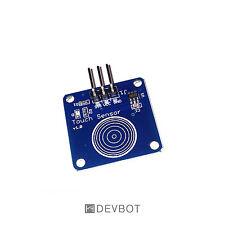 Capteur Tactile Capacitif TTP223B, switch, bouton. DIY, Arduino, Pi, Domotique.