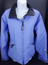 Medium Wave Rave Aquaphile Ski Jacket Snowboard Dragon Coat Purple Womens M