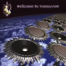 Snap -  Welcome To Tomorrow   New cd    ( Penny Ford )