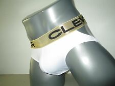 Clever Underwear Jock brief White / Gold (XL)