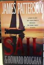 Sail by James Patterson hardcover with dust jacket book