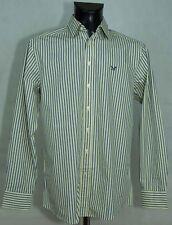 MENS CREW CLOTHING CO SHIRT  COTTON SIZE S VGC R