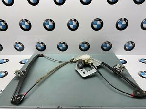 BMW 5 SERIES E39 FRONT RIGHT DRIVER SIDE ELECTRIC WINDOW MOTOR REGULATOR 8360512