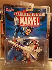 Marvel Ultimate Air Force Collection Captain America F/A-18C Hornet Unopened