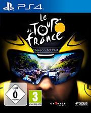 Le Tour de France Gebrauchtes PS4-Spiel #2000