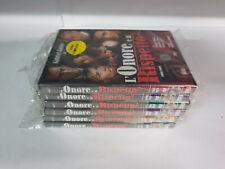 dvd New L'ONORE E IL RISPETTO 2 Gabriel GARKO seconda Serie completa (6 DVD)