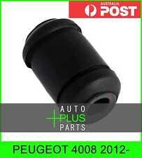 Fits PEUGEOT 4008 2012- - Front Control Arm Bush Front Arm Wishbone