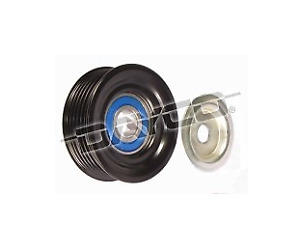 Nuline Engine Idler Tensioner Pulley EP189 fits Mazda 3 2.0 (BK), 2.0 MZR (BL...