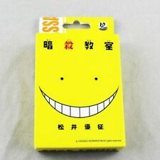 Anime Assassination Classroom Manga Art Playing Cards Poker 54pcs With Box