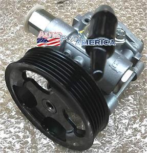 New OEM MOPAR Power Steering Pump 2007-2014 Jeep Compass Patriot Caliber 5105048