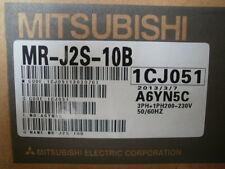 NEW MRJ2S10B MR-J2S-10B AC MITSUBISHI PLC MODULE SERVO DRIVER