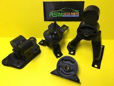 Mitsubishi Outlander 03-06 2.4L Engine Motor Mount Set 4PCS