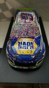 CHASE ELLIOTT 2019 CHARLOTTE ROVAL WIN RACED VERSION NAPA 1/24 ACTION