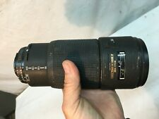 Nikon Nikkor AF 80-200 mm Made in Japan  Zoom Lens (1986)