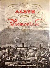 ALBUM PIEMONTESE - Ada Peyrot - MARIETTI 1980