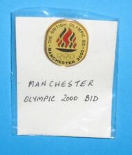 Manchester 200 Olympic Bid Scarce