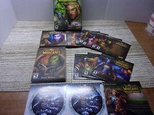 World of War Craft   Blizzard Entertainment Set