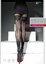 Fiore Seamed Hosiery & Socks for Women