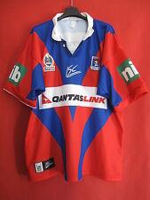 Maillot Rugby Newcastle Knights Vintage Novocastrians Australie Jersey - XXL