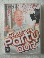 30077 - Cheggers Party Quiz [NEW / SEALED] - PC () Windows XP