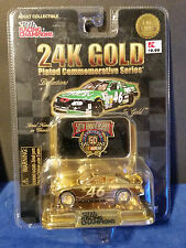 Racing Champions 24K Gold Reflections First Union #46