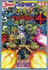 Earth 4: Deathwatch 2,000 #2 (May 1993, Continuity) Neal Adams, Richard Bennett