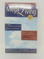 Mega Living Powerful Wisdom For Self Leaderdhip Robin Sharma Bestseller