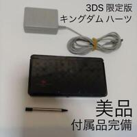 [MINT] KINGDOM HEARTS 3D Dream Drop Distance Limited Edition 3DS Console from JP