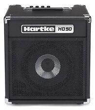 Hartke HD50 Bass Combo Amplifier 50w Amp