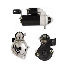 OPEL Zafira A 2.0 TD 16V Starter Motor 1999-2000 - 15519UK
