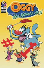 OGGY AND THE COCKROACHES #1 - AMERICAN MYTHOLOGY - BAGGED BOARDED. FREE UK P+P