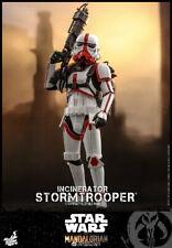 HOTTOYS 1/6 TMS012 Incinerator Stormtrooper The Mandalorian Action Figure Dolls