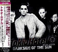 TOKIO HOTEL Darkside Of The Sun +3 DELUXE EDITION JAPAN CD DVD OBI UICO-1204
