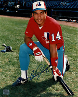 Andres Galarraga signed autographed 8x10 photo! RARE! AMCo Authenticated!