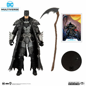 "McFarlance DC Death Metal Batman Figure Toys Multiverse 7"" Figures"