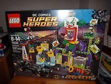 LEGO DC COMICS SUPER HEROES, JOKERLAND #76035, NIB 2015