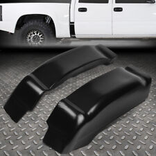 FOR 99-07 CHEVY SILVERADO GMC SIERRA EXTENDED PICKUP TRUCK SLIP-ON CAB CORNERS