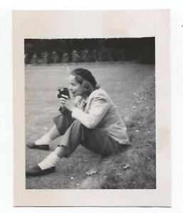 Betty Parsons Signed Original Photo Autographed Signature Artist Art Collector