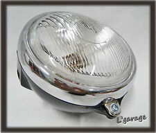 [LG58] HONDA SL100 SL125 XL100 XL125 XL175 HEAD LIGHT + CASE
