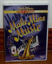 MUSICA MAESTRO CLASICO DISNEY Nº 8 DVD NUEVO PRECINTADO JAMAS EDITADO(SIN ABRIR)