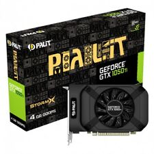 PALIT GEFORCE GTX 1050TI STORMX 4096MB PCI-EXPRESS GDDR5 GRAPHICS CARD 15MH ETH