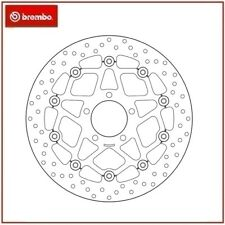 Brake Disc Front BREMBO Floating Gold Suzuki 750 Gsx-R 96 - 03