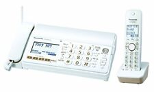Panasonic Your Tax Digital Cordless Fax Cordless Handset One With A 1.9Ghz Dect