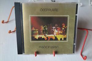 Deep Purple - Made In Japan (1972) 077774805025